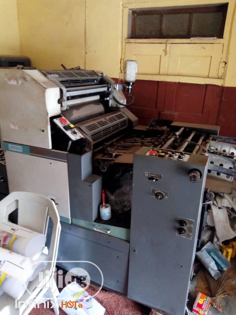 Archive: Hamada C48 (Half Cord/1850) Printing Machine