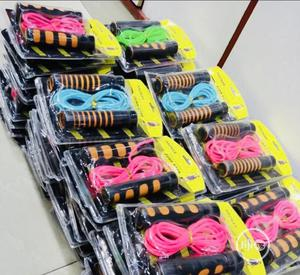 Weighted Skipping Roap   Sports Equipment for sale in Lagos State, Surulere