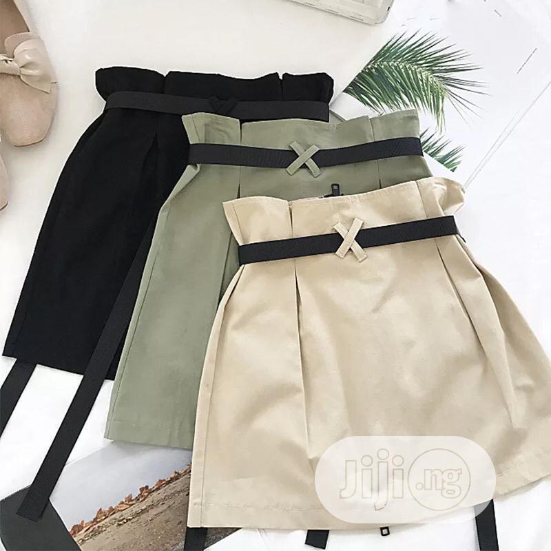 Archive: Cargo/Combat Skirt