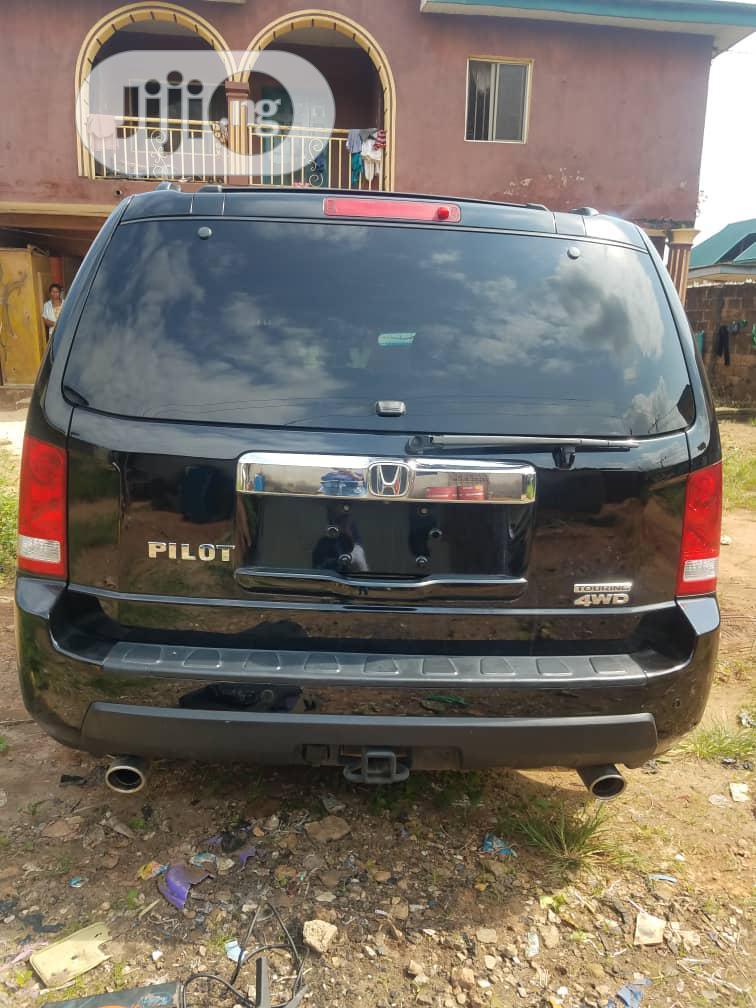 Honda Pilot 2010 Black | Cars for sale in Ikorodu, Lagos State, Nigeria