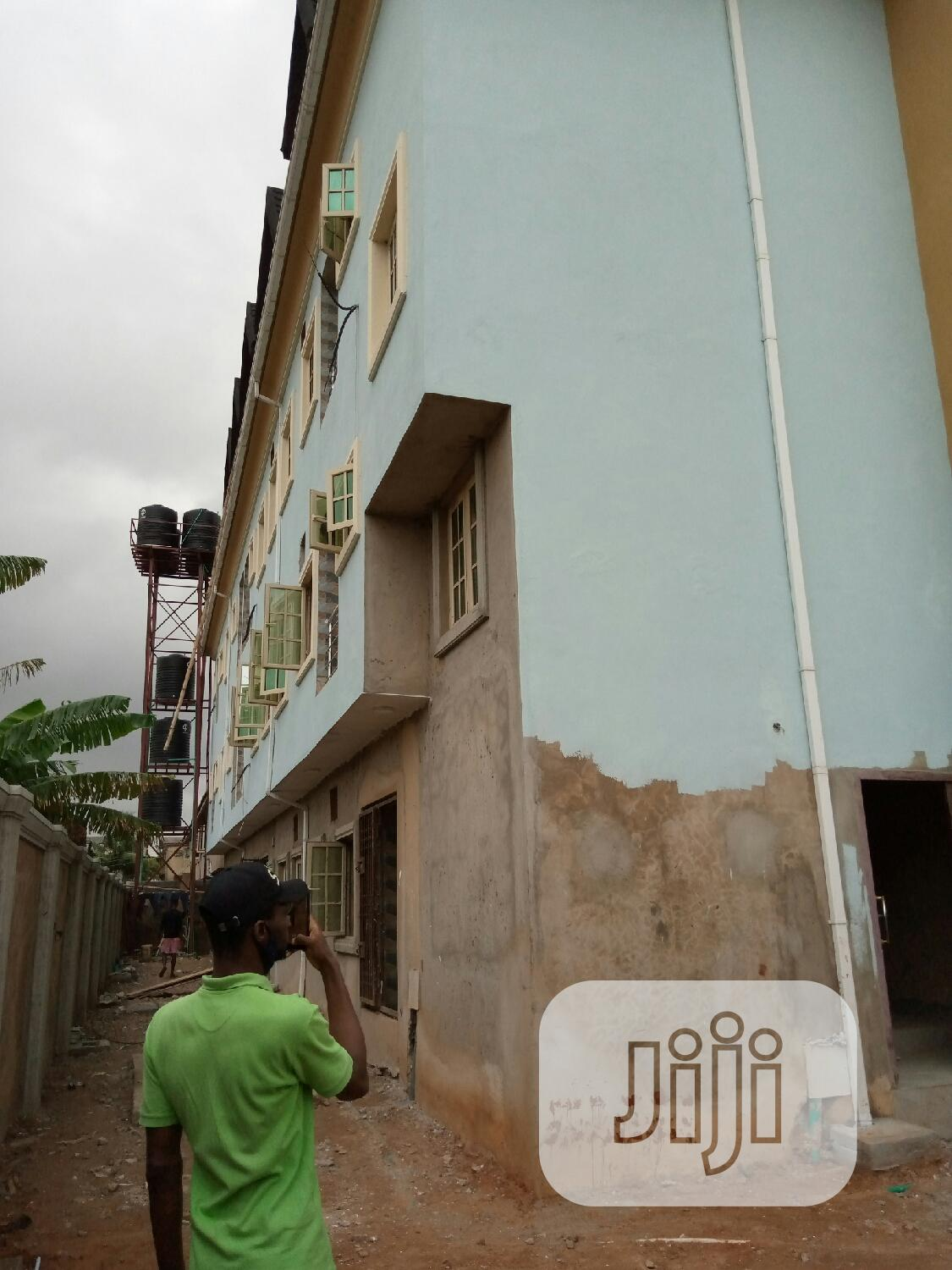 To Let 3bedroom Flat At Parkview Estate Ago Palace Way Lagos