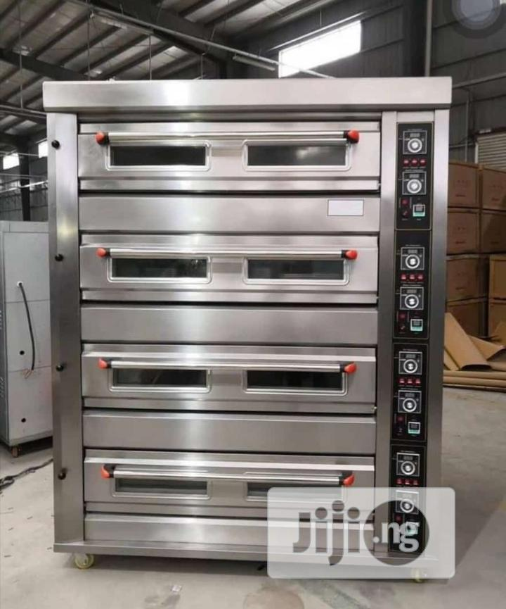 Gas Oven 1bag 16trays