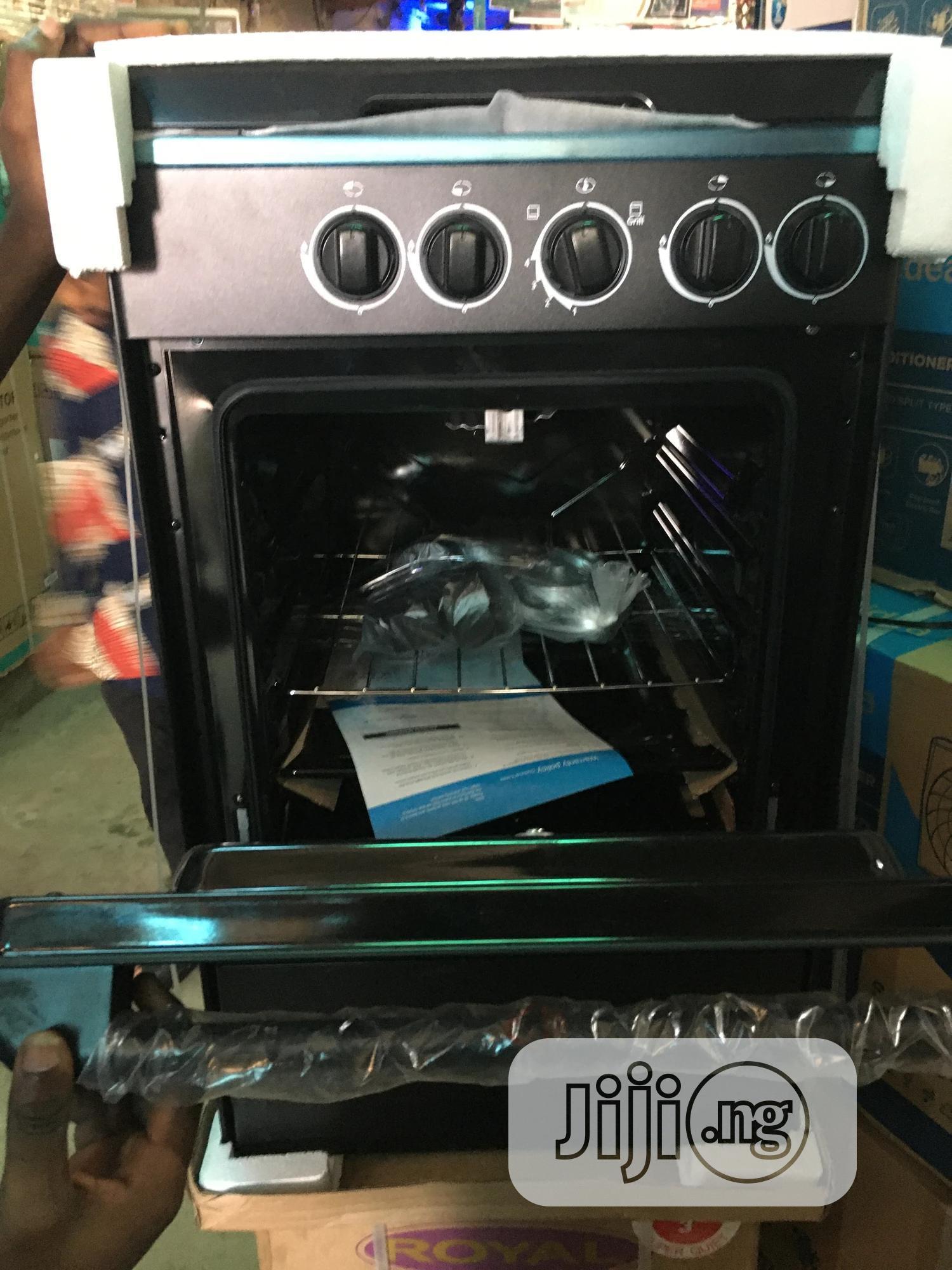 Archive: Midea 3+1 Gas Cooker 2years Warranty