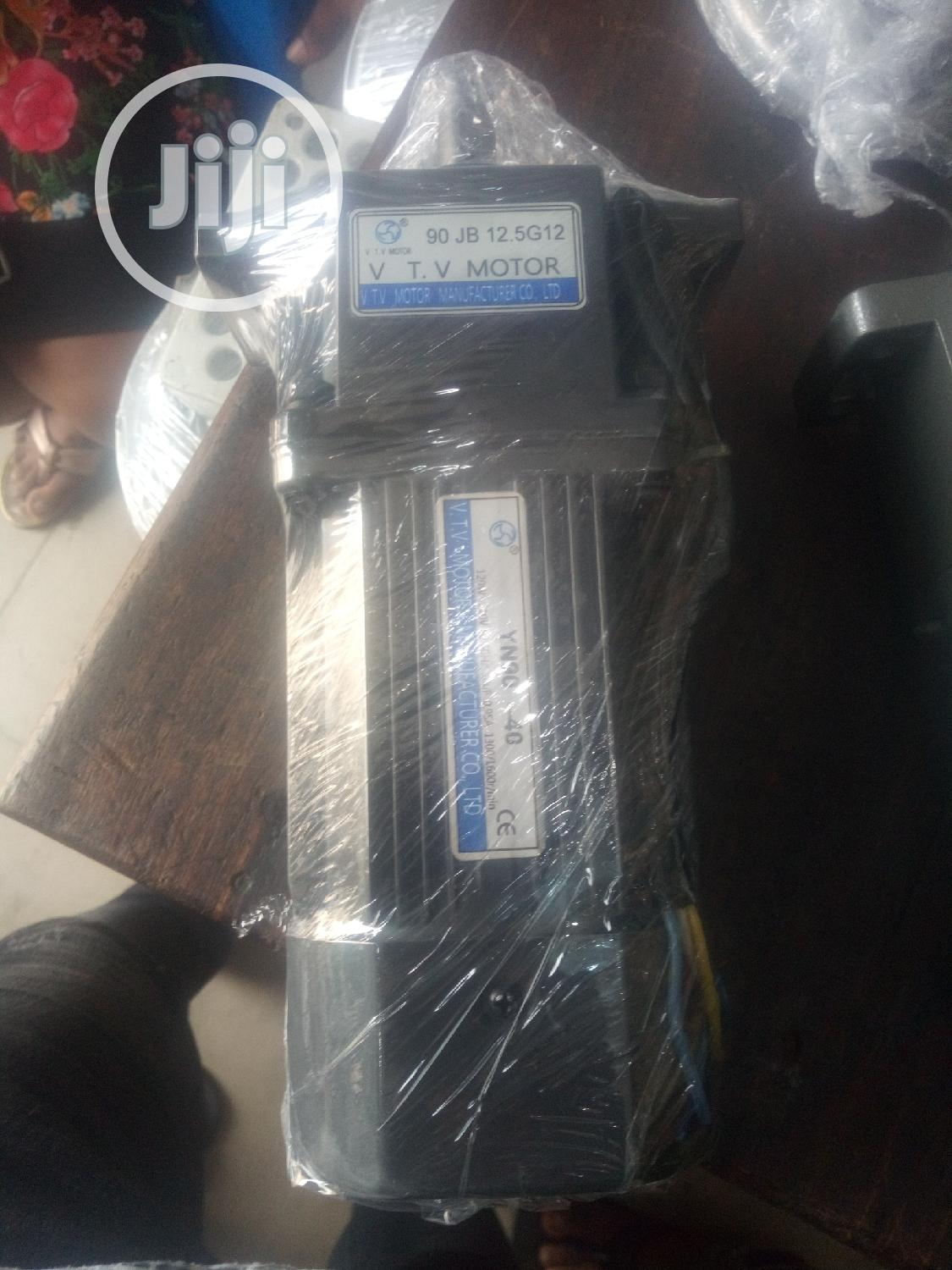 Gear Motor 2hp | Manufacturing Equipment for sale in Ojo, Lagos State, Nigeria