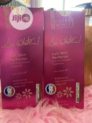 Fair & White So White Lotion   Skin Care for sale in Lagos State, Ajah
