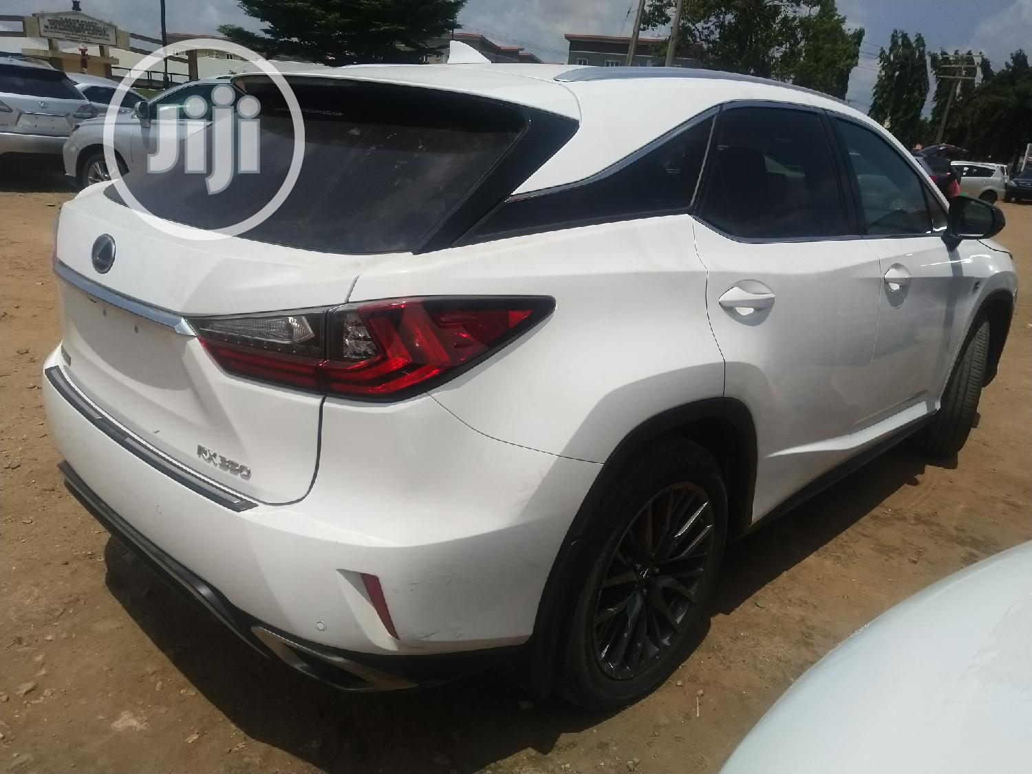 Lexus RX 2018 White | Cars for sale in Alimosho, Lagos State, Nigeria