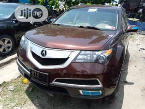 Acura MDX 2011 Brown | Cars for sale in Lagos State, Amuwo-Odofin