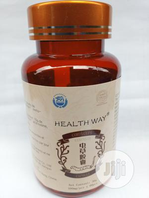 Boost Ur Immune System With Cordycep Sinensis Capsules | Vitamins & Supplements for sale in Lagos State, Ikoyi