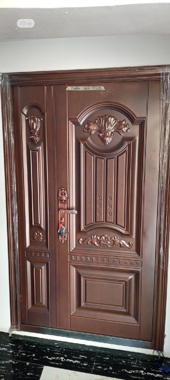 4ft Special Copper Security Steel Door