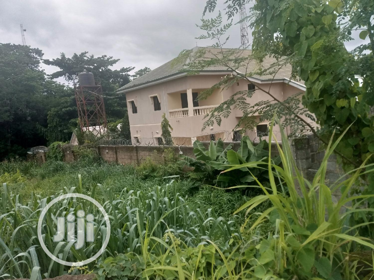 3,041sqm Residential Land for Sale at Garki, C of O