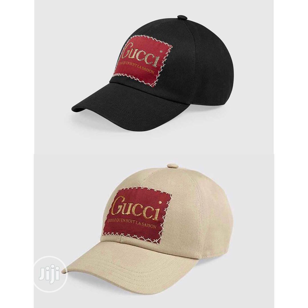 Original Gucci Cap | Clothing Accessories for sale in Magodo, Lagos State, Nigeria