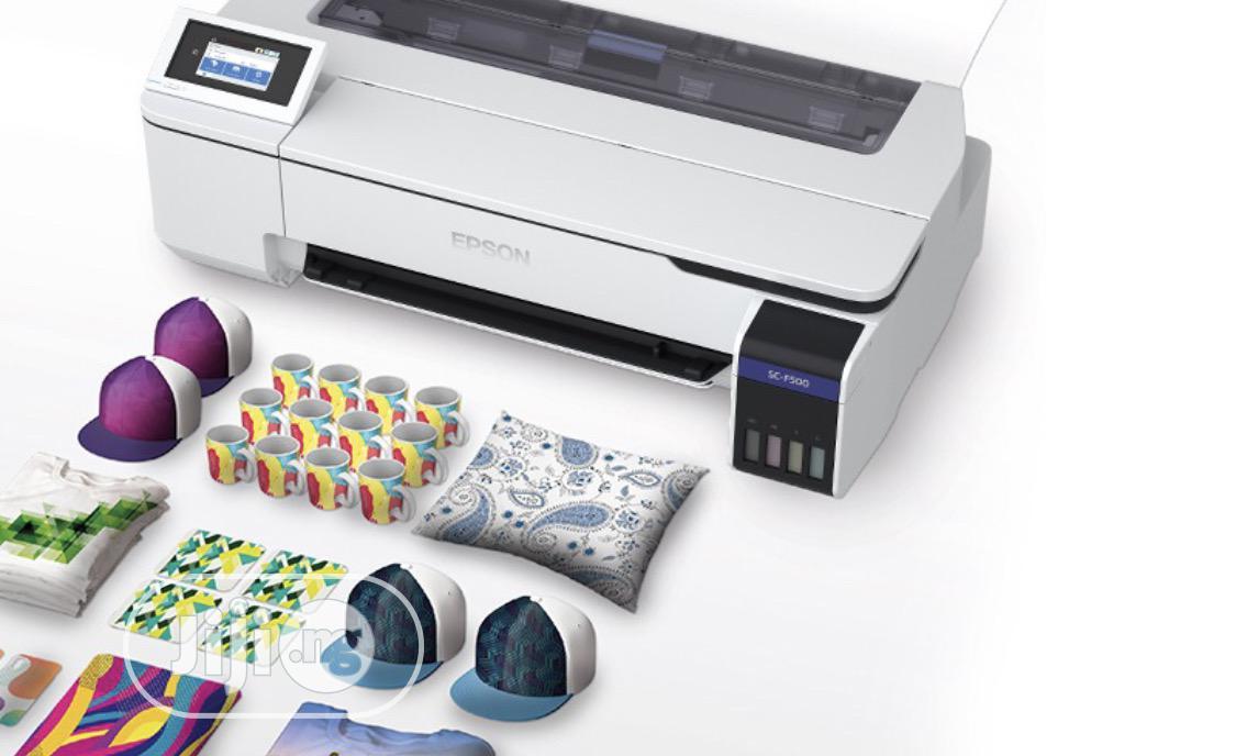 Epson Surecolour SC-F500 Sublimation Printer