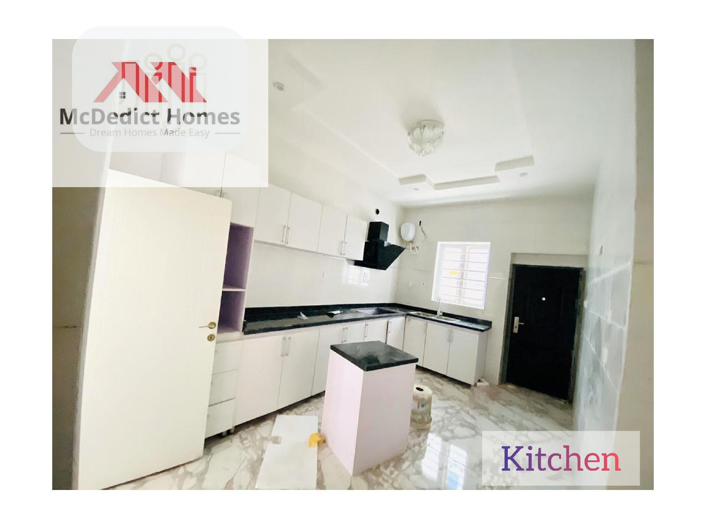 Archive: Furnished 4bdrm Duplex in Ajah for Sale