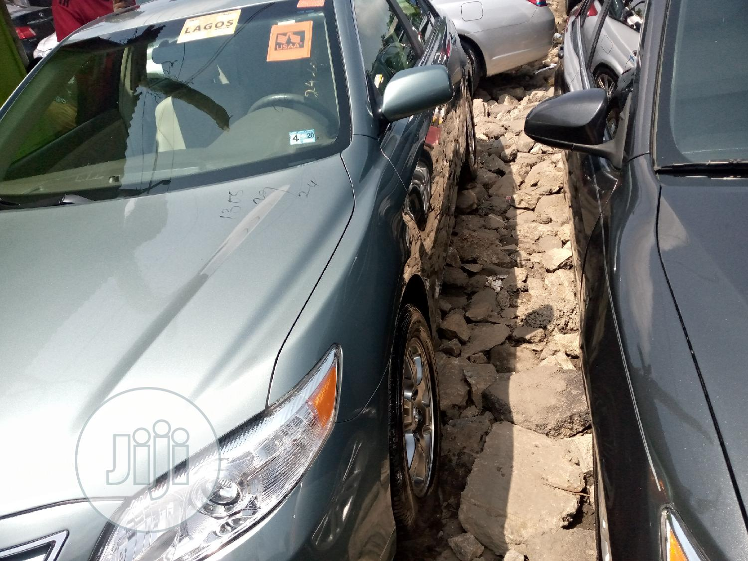 Toyota Camry 2008 2.4 LE Gray | Cars for sale in Apapa, Lagos State, Nigeria