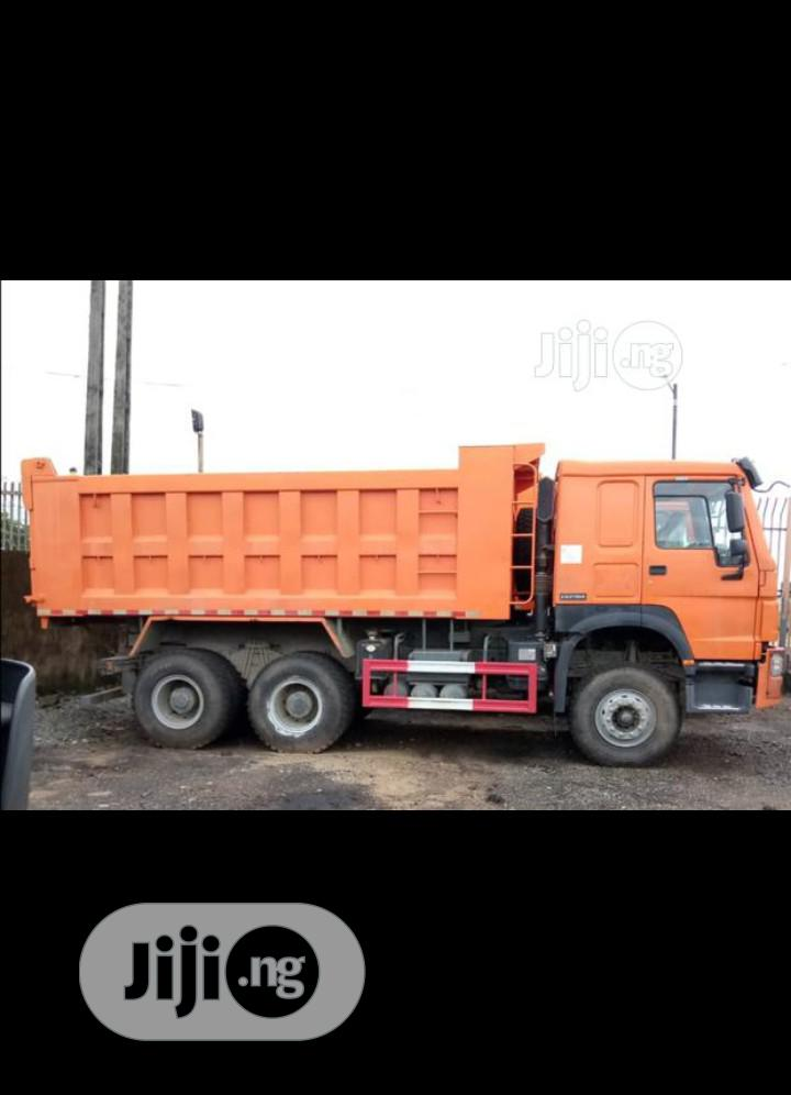 Archive: Brand New HOWO Dump Trucks