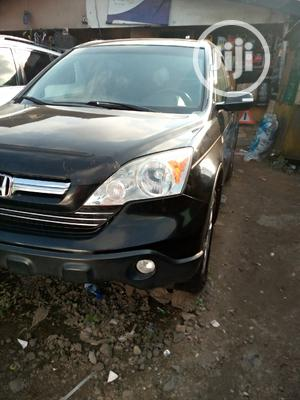 Honda CR-V 2007 EX-L 4WD Automatic Black   Cars for sale in Lagos State, Apapa
