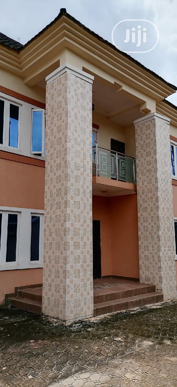 5 Bedroom Duplex At Trans Ekulu.