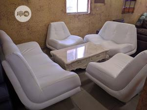 Quality Leather Sofa by 7 Seater | Furniture for sale in Lagos State, Ojo