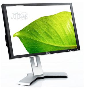 Dell 20inchs Video Monitor   Computer Monitors for sale in Lagos State, Ikeja