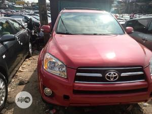 Toyota RAV4 2011 Limited Red | Cars for sale in Lagos State, Apapa