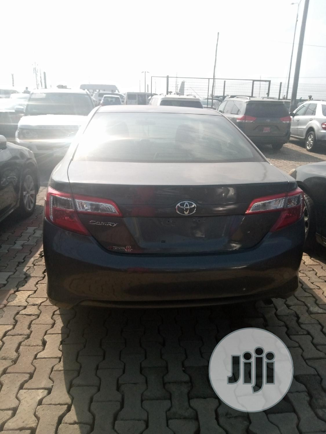 Toyota Camry 2013 Gray | Cars for sale in Lekki, Lagos State, Nigeria