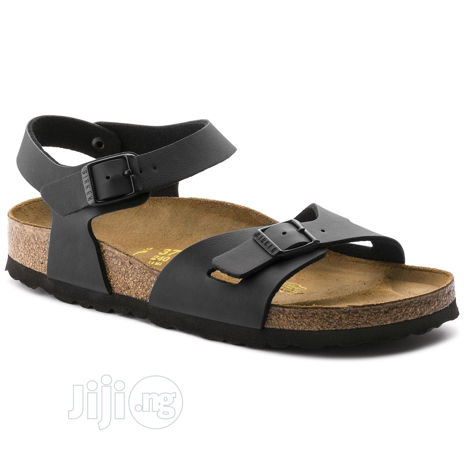 Real Quality Leather Sandals (Berkstocks)