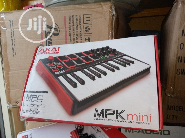 Archive: Akai Mpk Mini