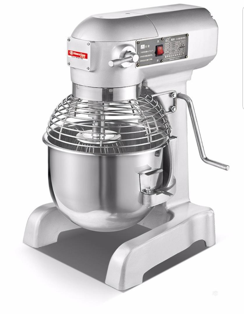 Higher Quality 20litres Cake Mixers