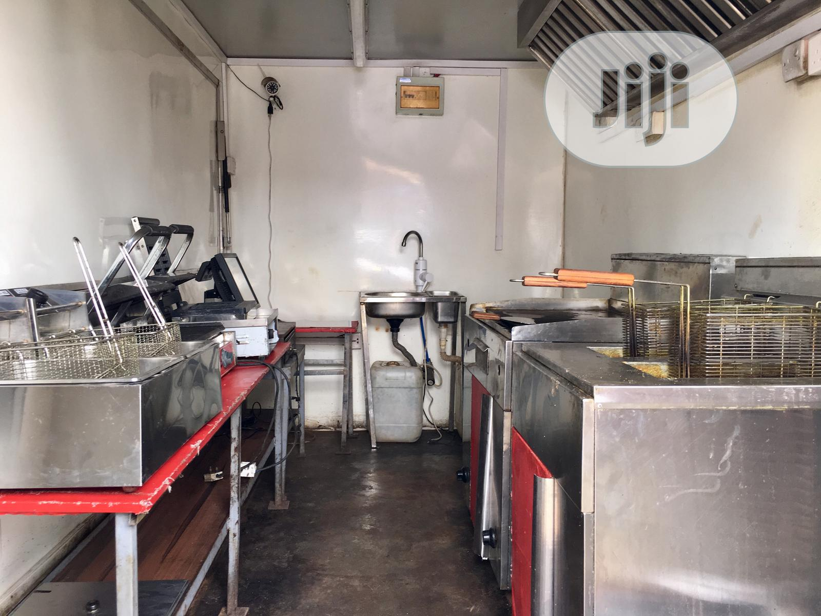 Full Equipped Food Cart | Restaurant & Catering Equipment for sale in Gudu, Abuja (FCT) State, Nigeria