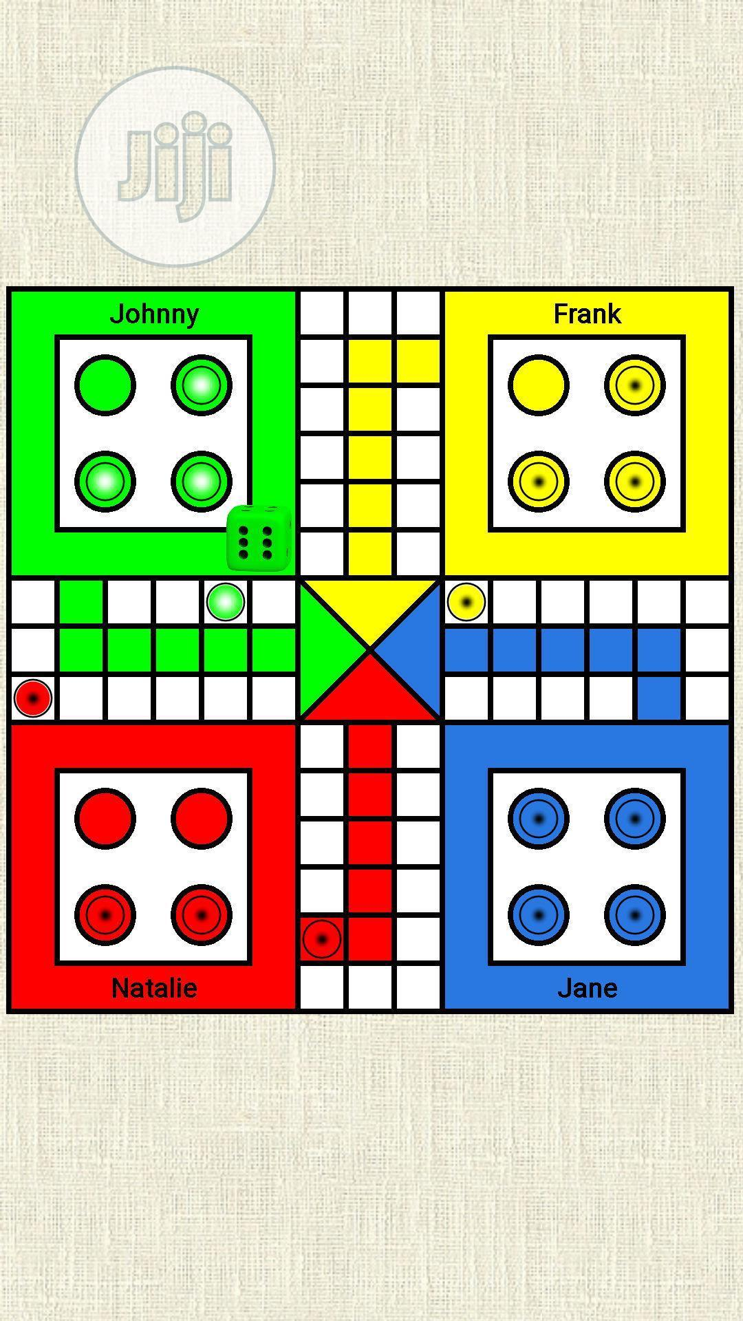 Adult Ludo Game