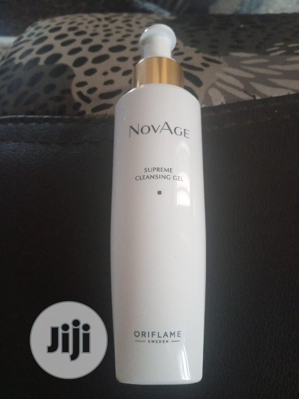 Novage Supreme Cleansing Gel