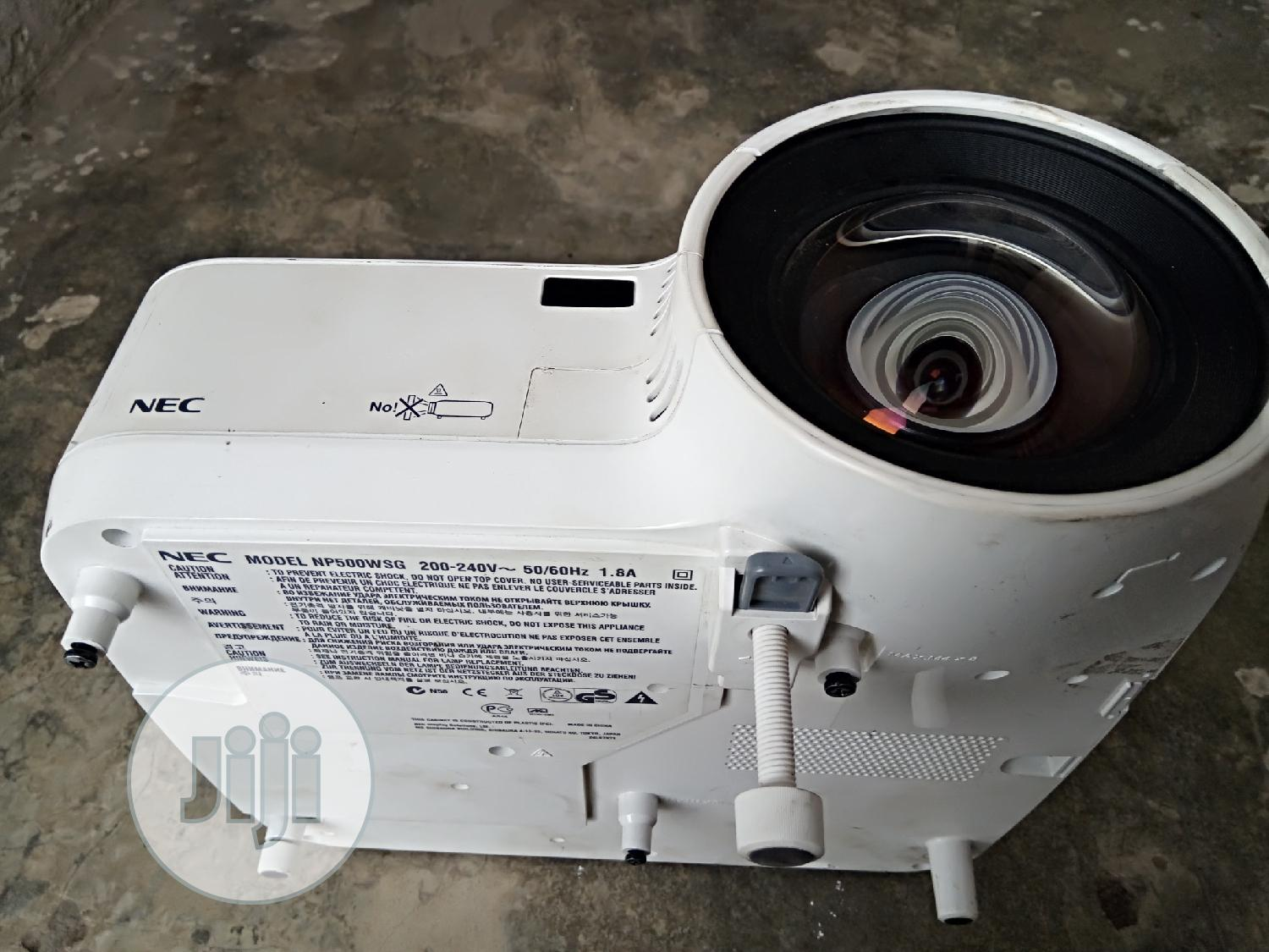Best Nec Np500wsg Projector In Lagos | TV & DVD Equipment for sale in Ikotun/Igando, Lagos State, Nigeria