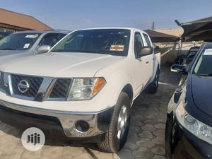 Nissan Frontier 2006 White | Cars for sale in Lagos State, Ajah