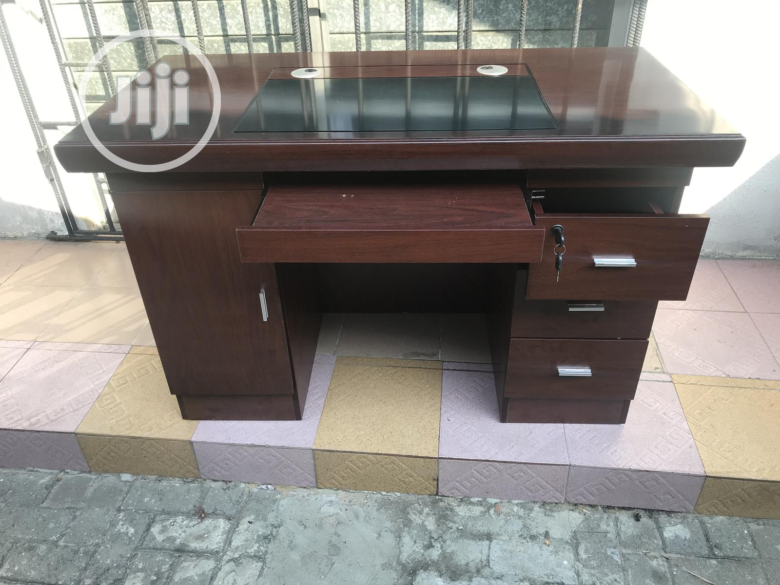 120cm Executive Office Table | Furniture for sale in Lagos Island, Lagos State, Nigeria