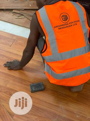 Laminated Wooden Floor Installation | Building & Trades Services for sale in Lagos State, Ikeja