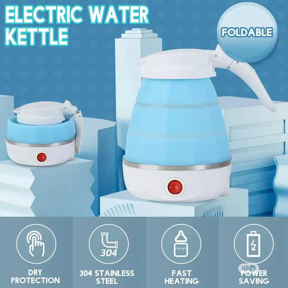 Archive: Collapsible Kettle