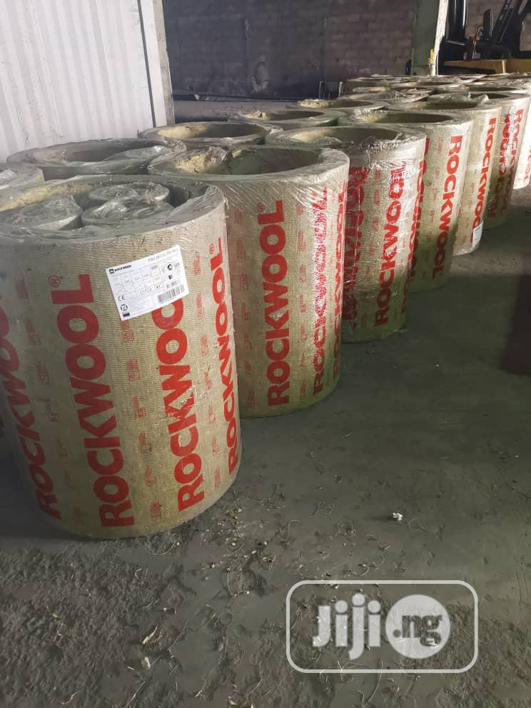 Archive: Rockwool Pipe Section