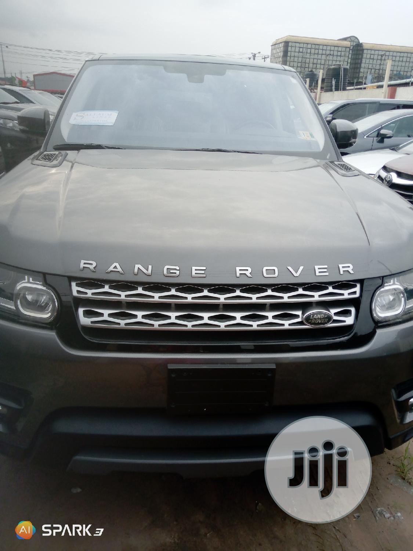 Land Rover Range Rover Vogue 2017 Gray