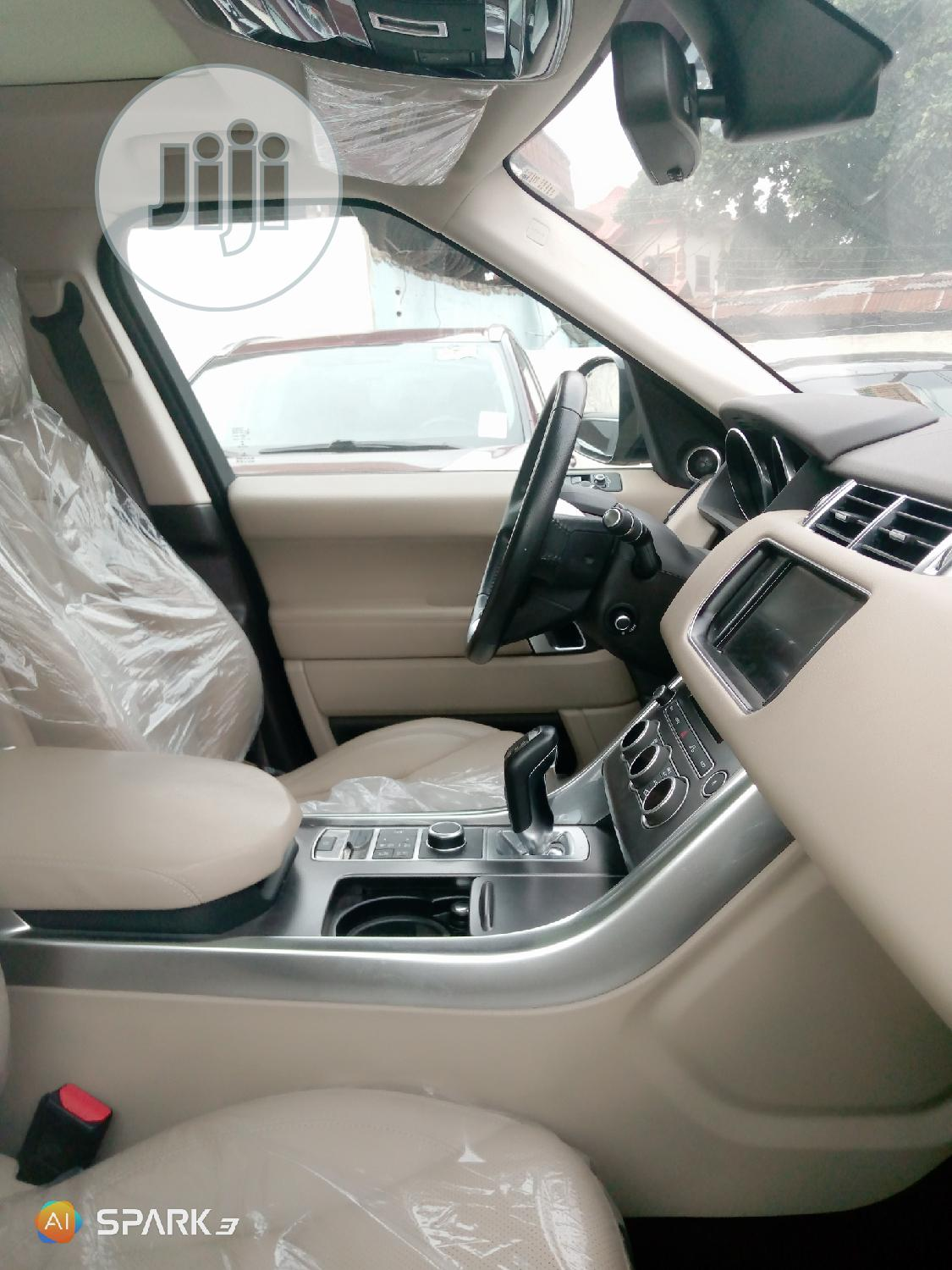 Land Rover Range Rover Vogue 2017 Gray | Cars for sale in Ikeja, Lagos State, Nigeria