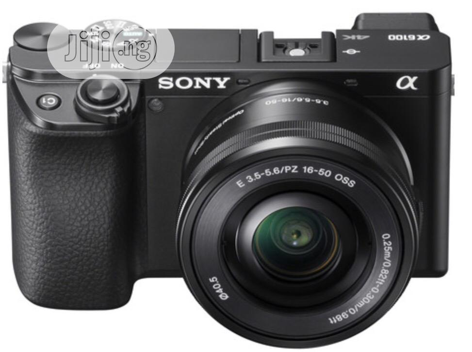 Sony A6100 | Photo & Video Cameras for sale in Ikeja, Lagos State, Nigeria