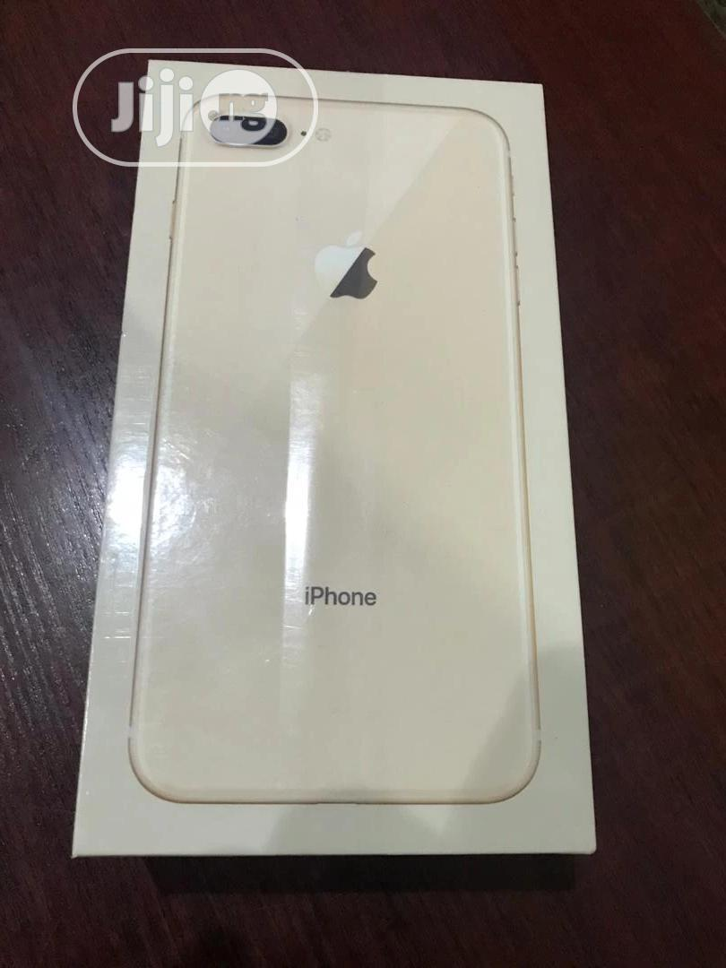 New Apple iPhone 8 64 GB Gold   Mobile Phones for sale in Ikeja, Lagos State, Nigeria