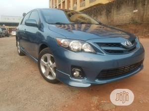 Toyota Corolla 2013 Blue   Cars for sale in Lagos State, Ikeja