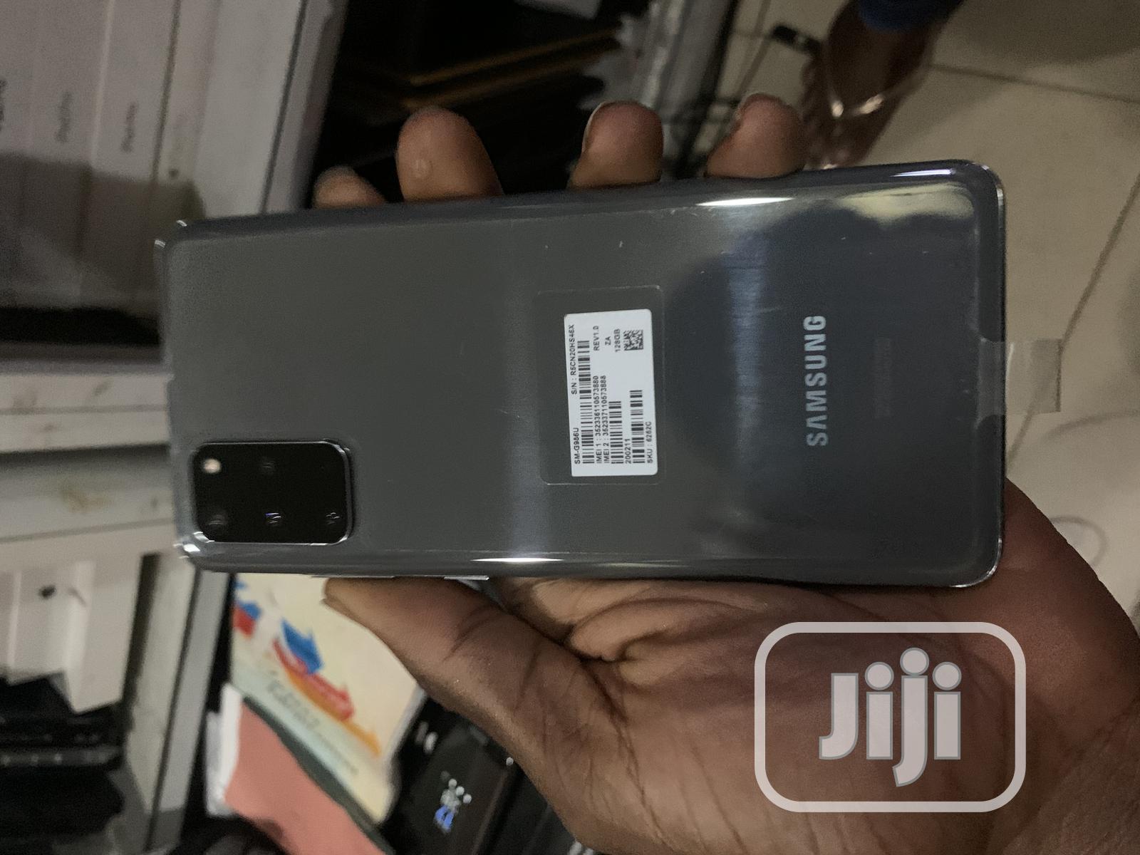 Samsung Galaxy S20+ 128 GB Gray