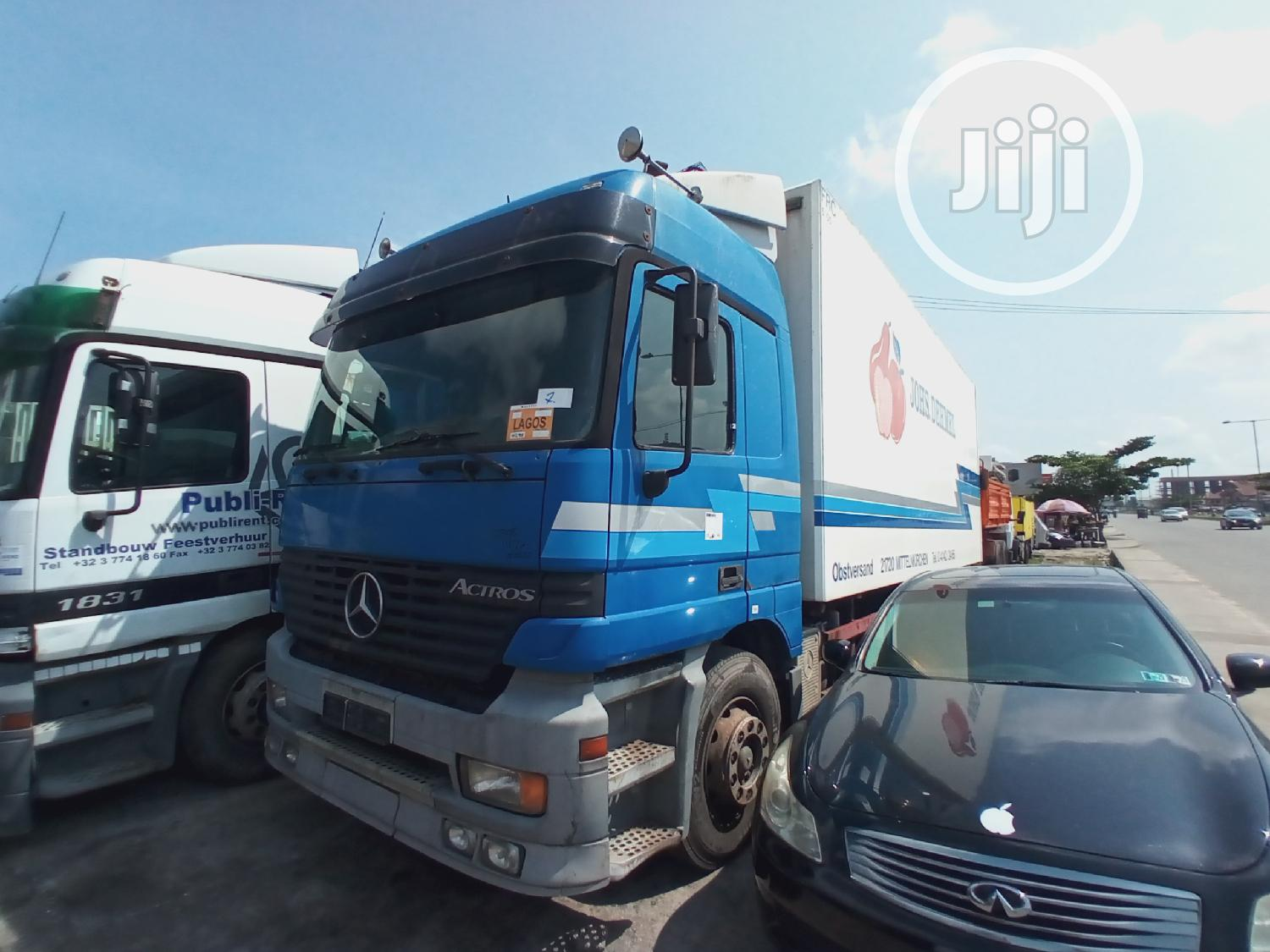 Container Body Actros | Trucks & Trailers for sale in Amuwo-Odofin, Lagos State, Nigeria