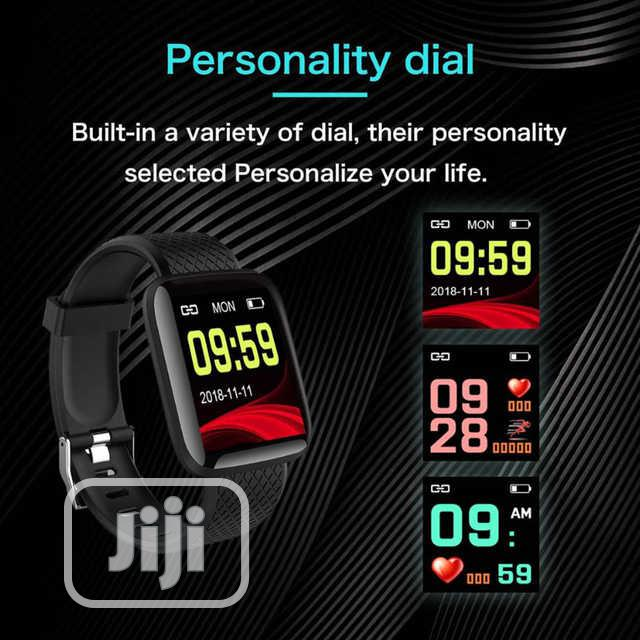 Archive: Smart Android IOS Phone Waterproof Heart Sport Smartwatch