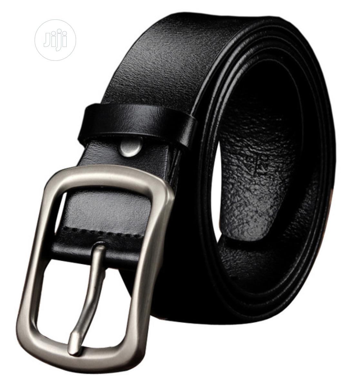 Original Leather Belt - Men   Clothing Accessories for sale in Ikeja, Lagos State, Nigeria