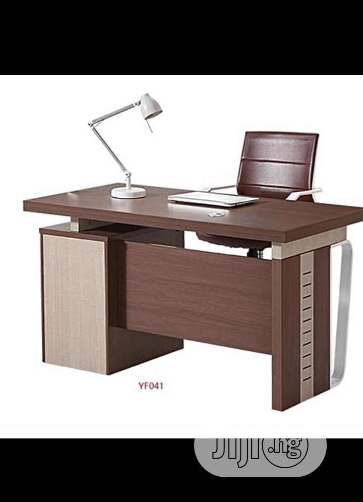 Quality Guaranteed 1.4 Executive Office Table | Furniture for sale in Ojo, Lagos State, Nigeria
