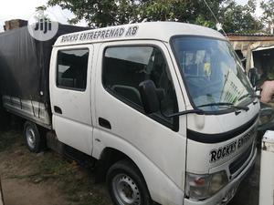 Toyota Dyna 150 2008 White Double Cabin   Trucks & Trailers for sale in Lagos State, Apapa