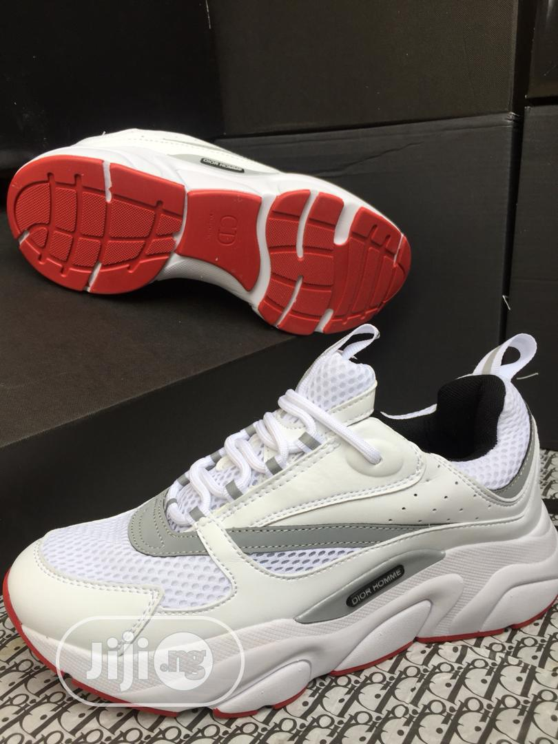 Quality Italian Dior Homme Sneakers | Shoes for sale in Surulere, Lagos State, Nigeria