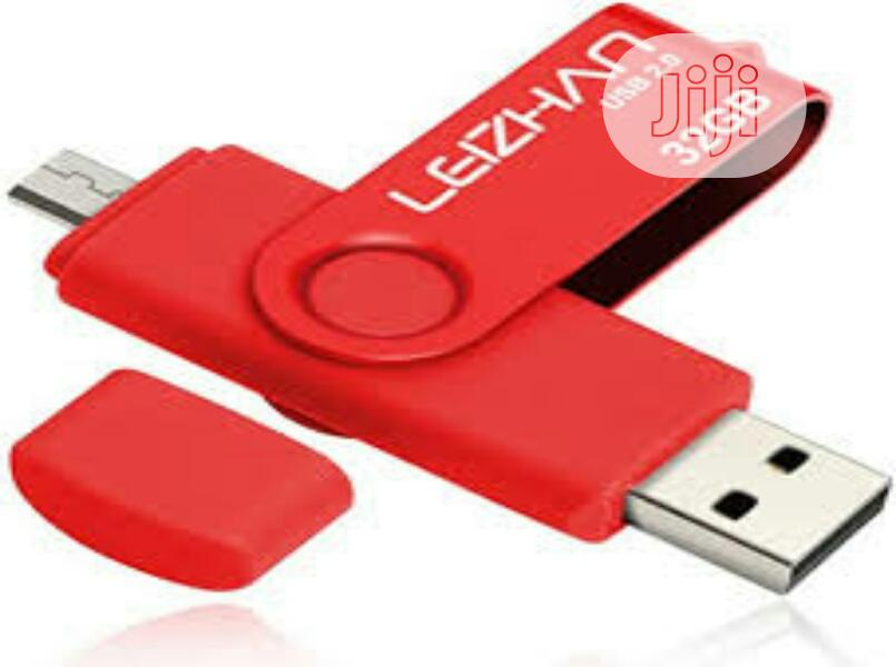Archive: Original Dual OTG Flash Drive (16 Gb)